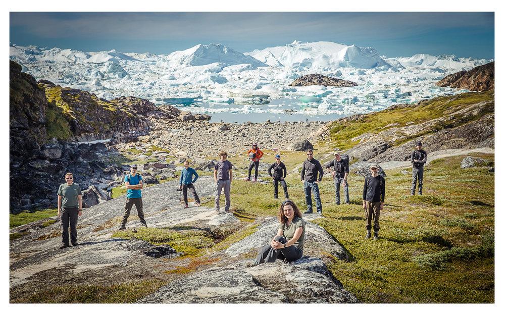 Eternity Fjord cruise 2017