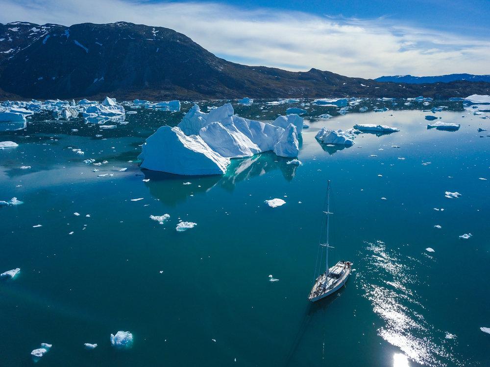 ILULISSAT ICEFJORD, DISKO ISLAND & THE UUMMANAQ FJORDS - SUMMER 2017