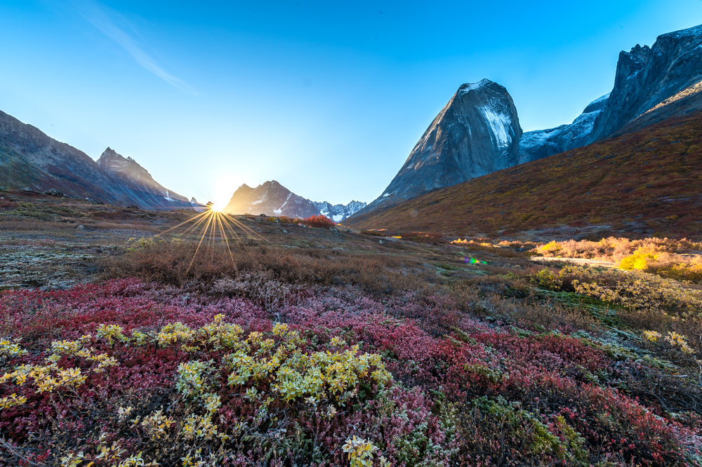 Tasermiut Fjord & Cape FarewelL in Autumn - GREENLAND'S WILD SOUTH WITH AURORA AND BIG WALLS