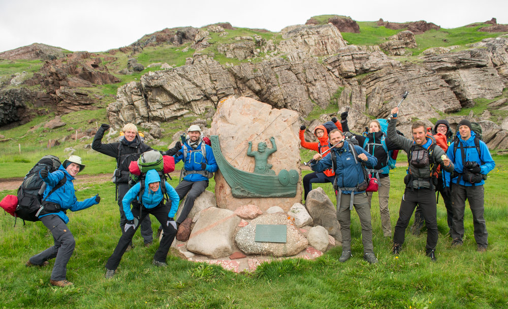Greenland Wild South Hiking 2018
