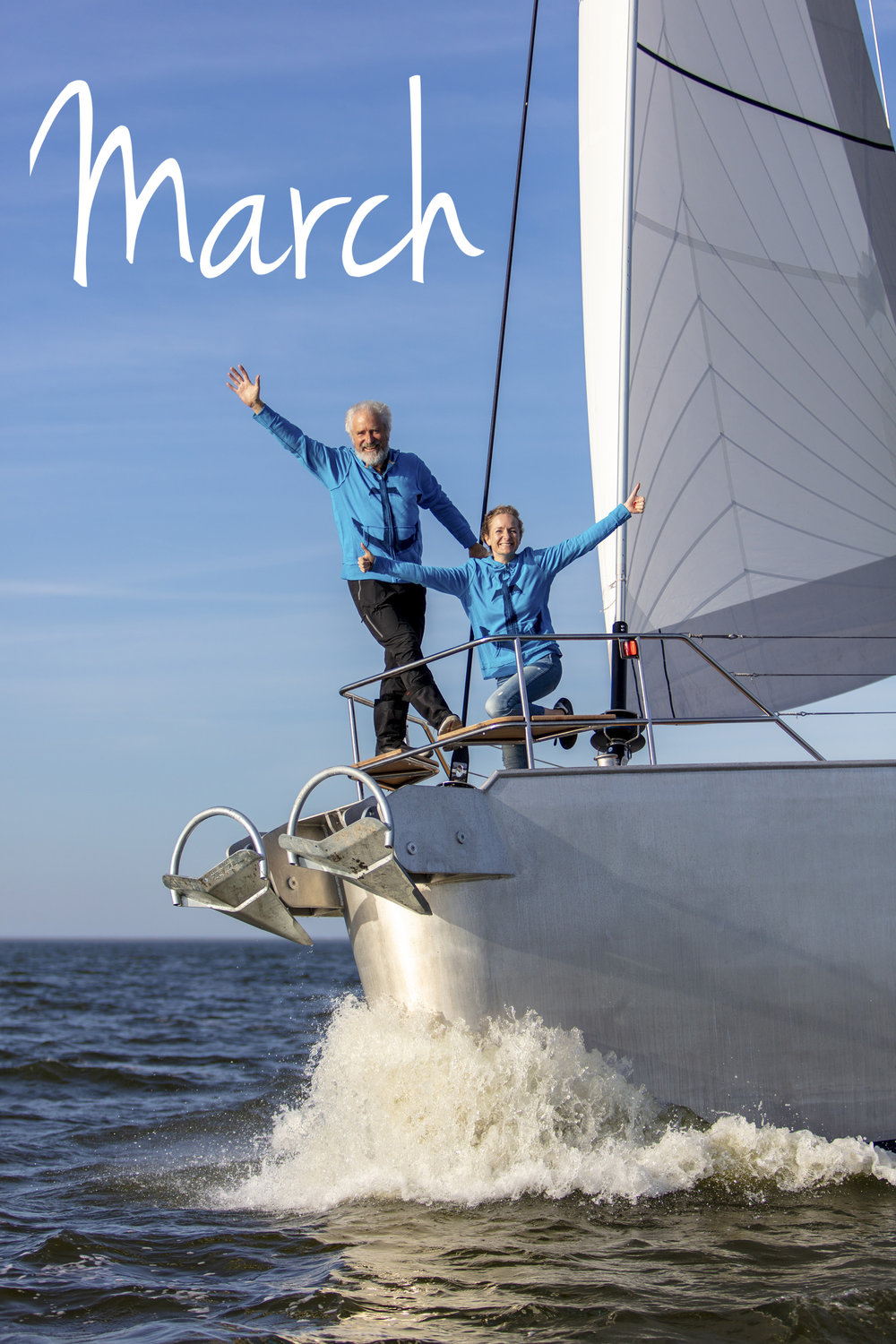 Thanks to a colleague of my father, I came in touch with Philippe, Thomas and Marion, a fantastic Belgian family who share the dream, the vision, the style, the love for people and the right spirit. It was an eyeopener ! In March, I had the honour to visit their beautiful yacht at the shipyard in Makkum, where it was being built. This team is our prime yacht partner and we will explore the Arctic together. You can be part of our first upcoming joint adventure:  puffins.travel/spitsbergen .
