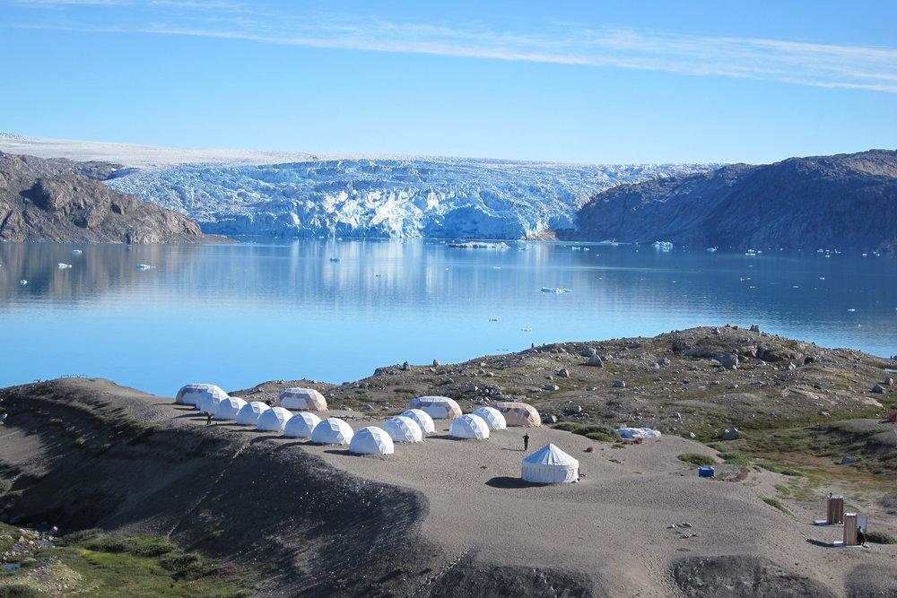 Wandelen in Zuid-Groenland - 16- 30 juli 2019 : gegarandeerd, nog enkele plaatsen