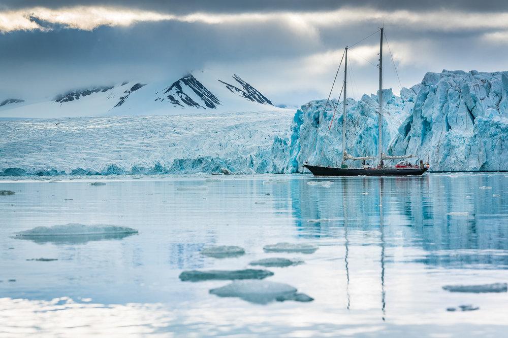Natuurcruise in Spitsbergen - 28 juni - 08 juli 2019 // 10 - 20 juli 2019