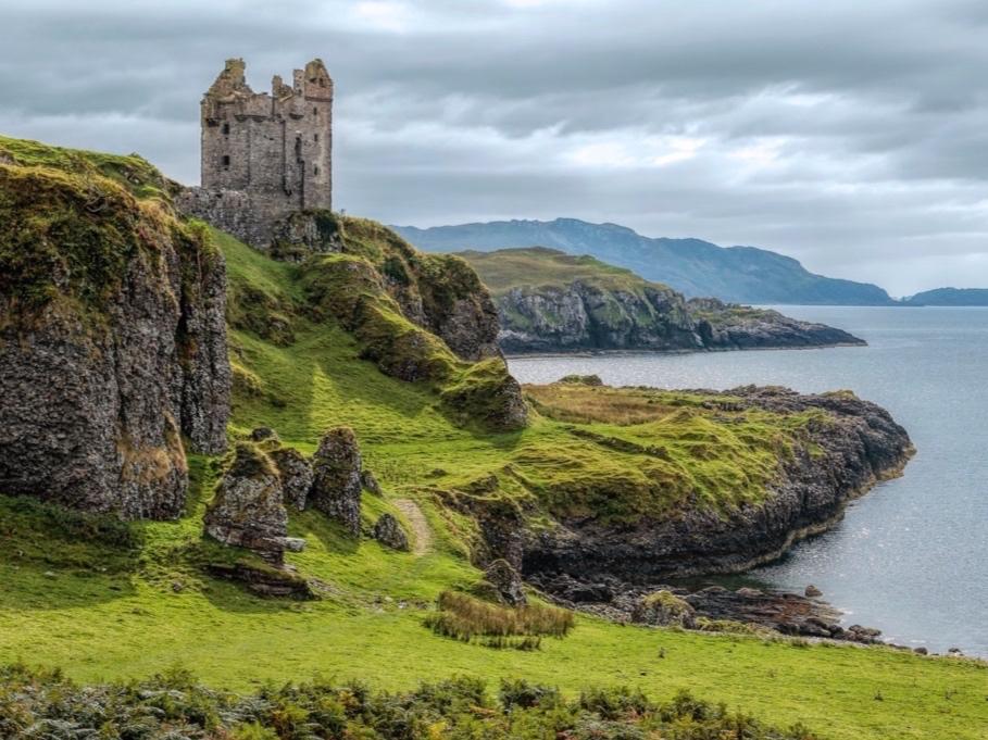 Schotland : Wandelen & Whisky - 22-29 september 2019, gegarandeerd, nog enkele plaatsen