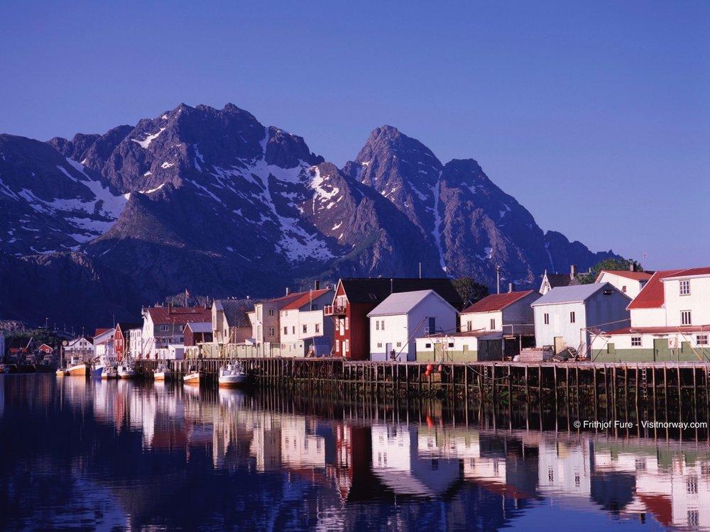 Lofoten : Vissersdorpjes en verlaten fjorden - 8-15 september 2019, gegarandeerd, nog enkele plaatsen