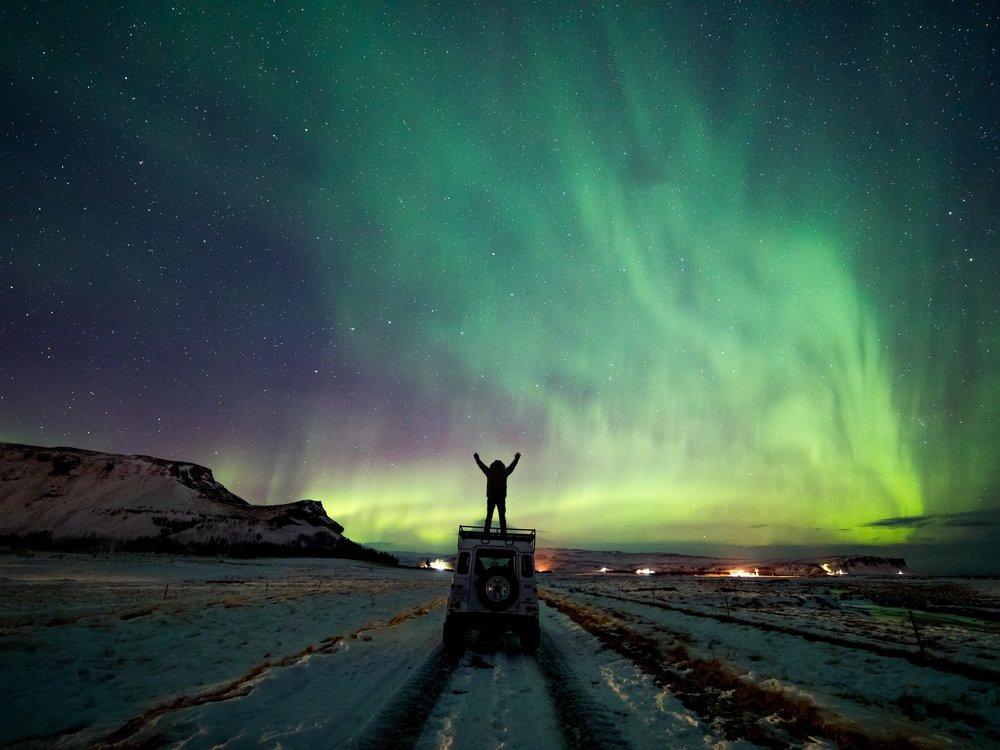 IJslandreizen met een Vlaamse local -