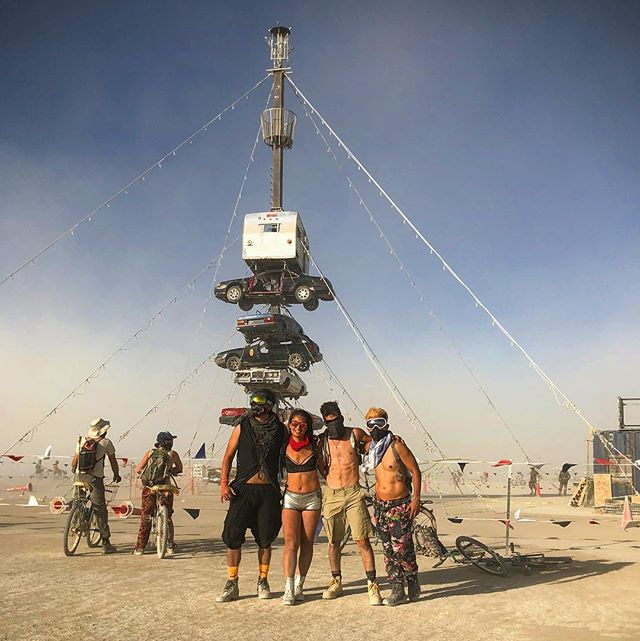 Staffing the Medical Tent @ Burning Man