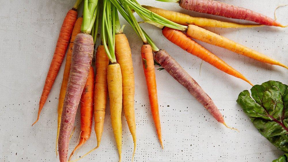 Les légumes d'automne -