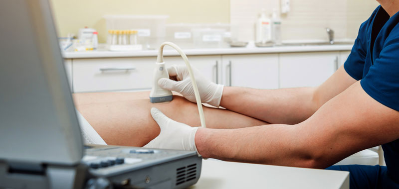 Vascular imaging - Using advanced ultrasound technology, our specialists examine key blood vessels for the earliest signs of peripheral arterial disease. This can include narrowing blood vessels, weakened arteries or blockages.