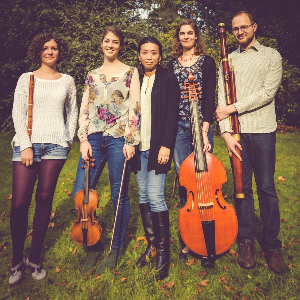 Ensemble-Moliere-Benoit Hartoin-ChamberStudio