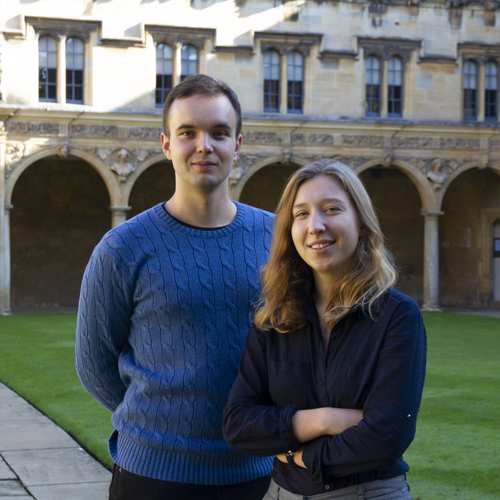 Michał Tarnowski & Dorota Kolarska - Michał is a 3rd year PPE student at Balliol College in Oxford. He was born and raised in Szczecin and after a turbulent year in Singapore and China, he ended up moving to England. Since the very beginning of his time at the university, Michał got involved in organising Polish student community. He spent two years at various positions within the Oxford University Polish Society, ultimately running successfully to become the 2018/19 president. He also led Project Access Poland in 2016/2017 overseeing the organisation of the first Project Access Poland Summer Bootcamp. In his spare time, Michał likes to read about international relations and party with his old and new friends.Dorota is a third year Philosophy, Politics and Economics student at Oxford and gets more excited about social sciences everyday. Apart from manifesting her regional affiliation, Dorota (as a long-time debater) loves expressing her views on everything from the Dumplings' music to Kundera's novels - not that she knows anything about it. Having spent last summer in Montenegro and Serbia, she dreams about learning Serbian/Croatian/Bosnian/ Montenegrin/call-it-whatever-you-want and going back to the Balkans soon. In the meantime, she continues her adventure with Polish student community and hopes that the Congress in Oxford will provide a long-lasting impact on its future development