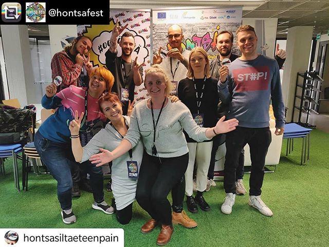 Repost from @hontsafest using @RepostRegramApp - Tuotannon terveiset kaikille! Hienoa oli! Höntsäillään jatkossakin maailmasta parempi paikka! @hontsasiltaeteenpain  Helsingin Jäähallilla toteutettu @hontsafest tapahtuma on nyt saatettu päätökseen aivan huimalla jengillä! Seuraavaksi on vuorossa loppuvuoden Höntsä Coach -koulutukset! Tervetuloa meidän messiin! #höntsäfest #höntsäjengi #oohöntsä #karonkka  #höntsäcoach 🥁💥 Kiitos vielä kaikki ihanat mukana olleet nuoret ja @themovementry @metropolia_uas @metropolia_kulttuurituotanto @urheiluopisto_kisis @nuorisoseurat @origos.fi @stadinao @sakkiry @sakurynet @helsinkihelsingfors @savepondhockey @thedodo ja monet monet muut! ❤️🤩