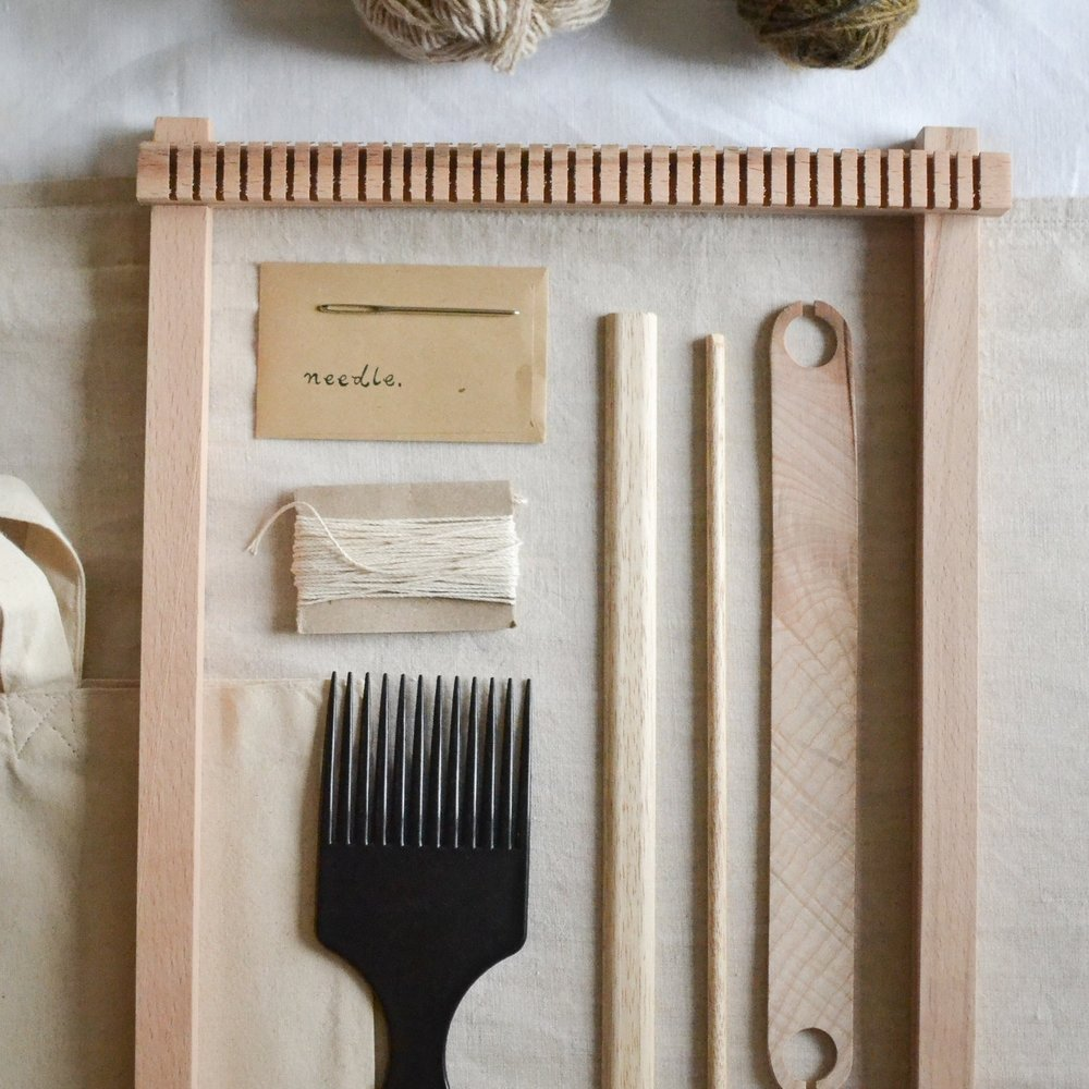 Mary Maddocks Weaving Kit,  £45,  Buy now