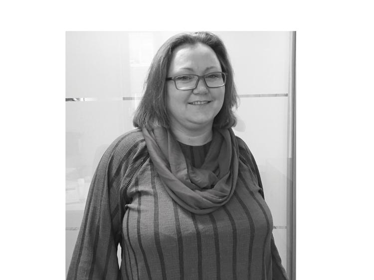 Geraldine Kennedy  - Senior Accountant