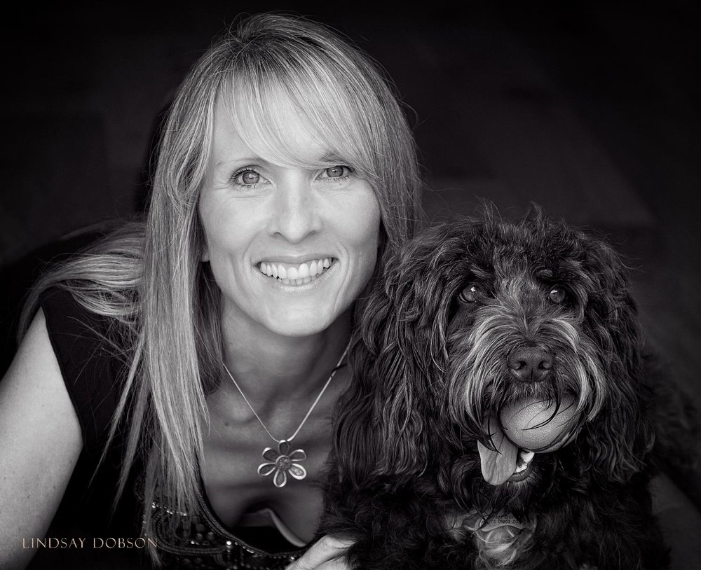 pet and family photoshoot at home west sussex