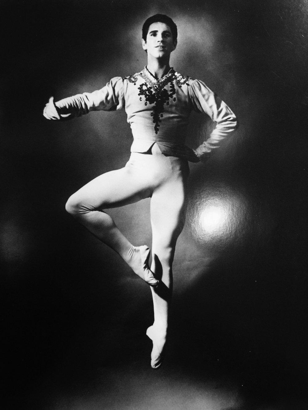 Ted Kivitt | American Ballet Theatre