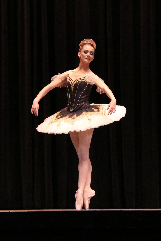 Isabelle Ramage | Senior Bronze