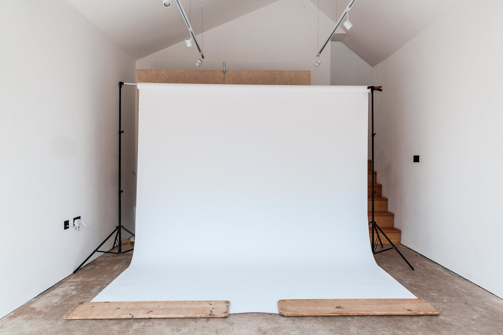 Paper Backdrop -