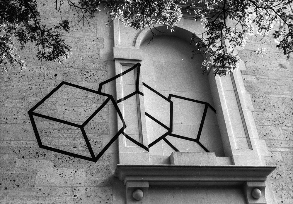Installation detail from  Emptinest , 1998