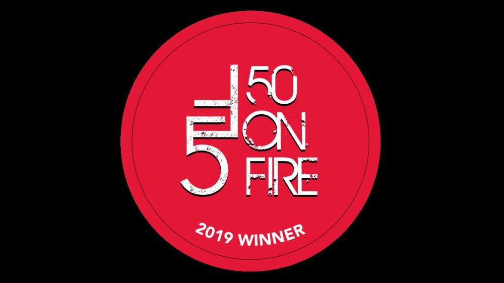 50 on Fire-badges-2019-Winner.png