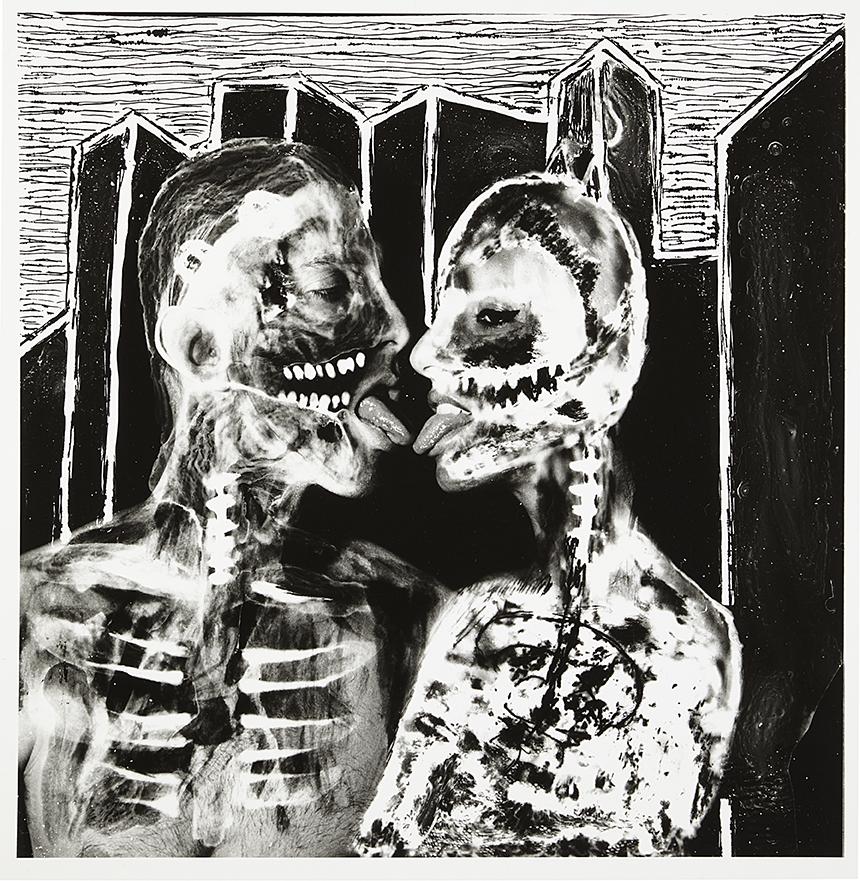 Le baiser radioactif - 2017