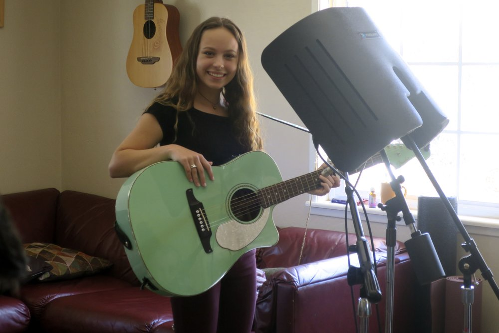 Amalia Recording Renegades for raise your voice #1.jpg