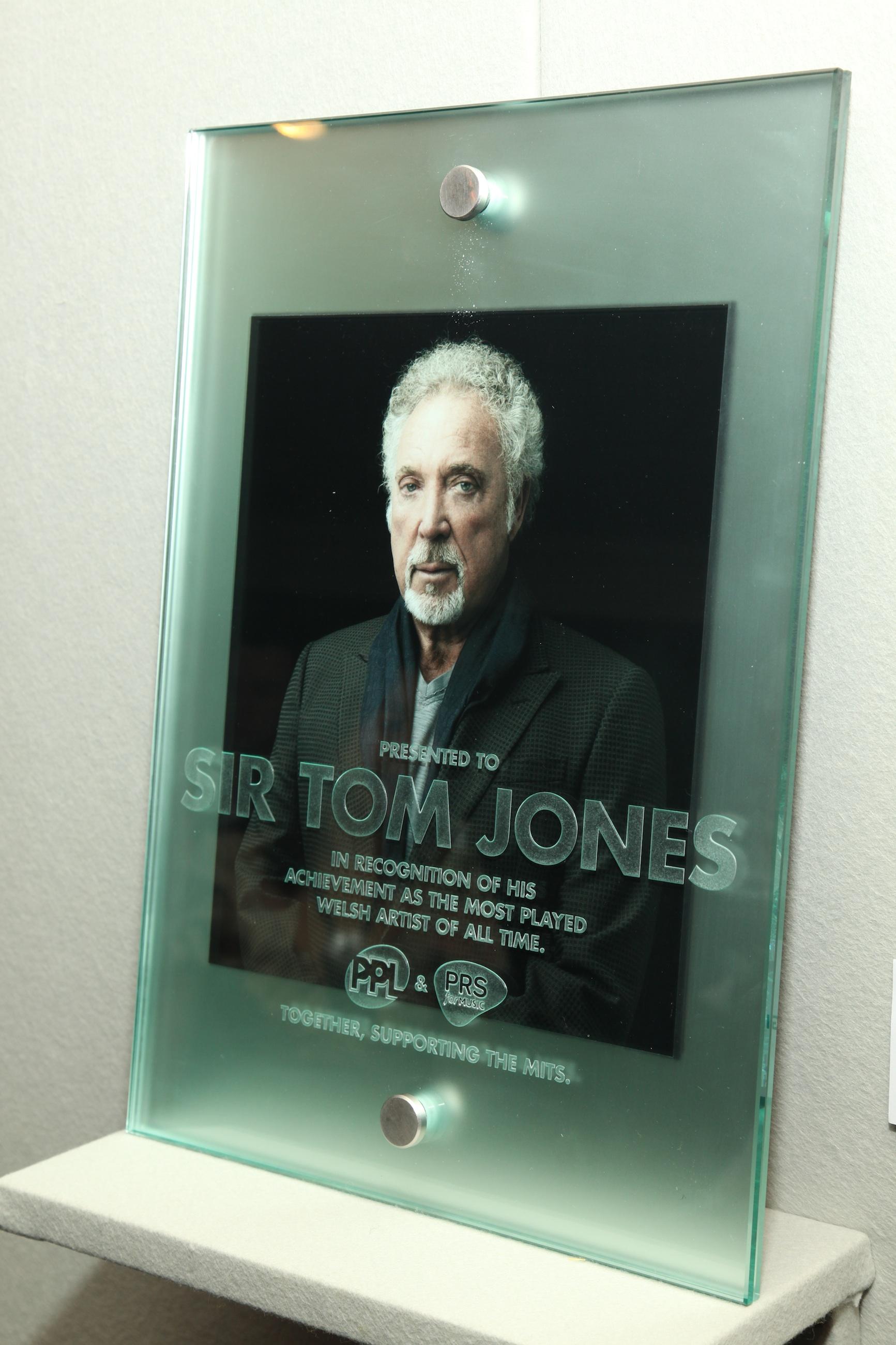 MITs Award 2010 - Tom Jones