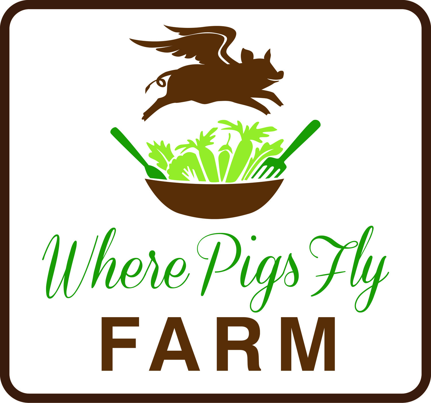 Where Pigs Fly Farm