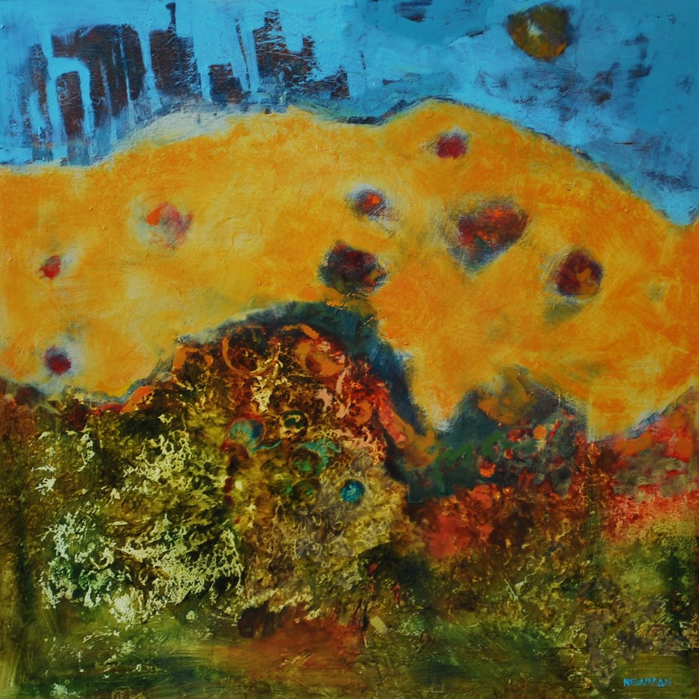 What Lies Beneath      30x30 mixed media on canvas.jpg