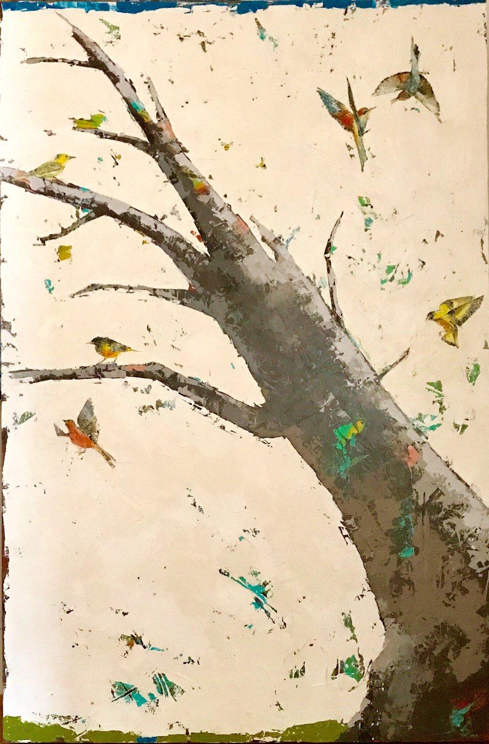 Bird Land                        36 x 48 oil on panel.jpg