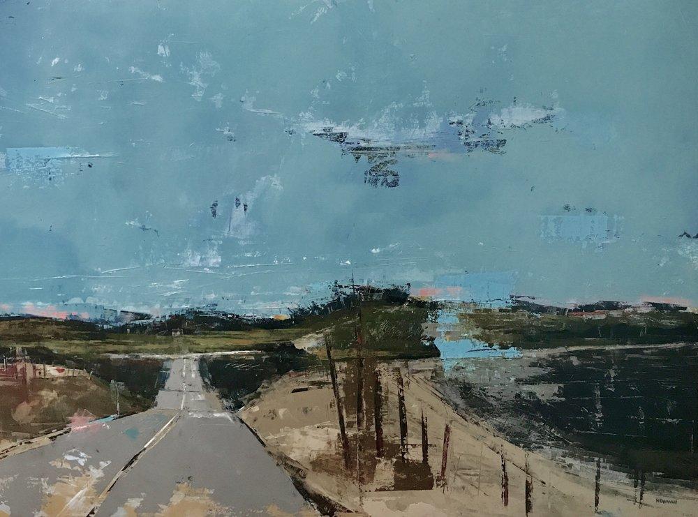 Sky Pilot                     36x48 oil on panel .jpg