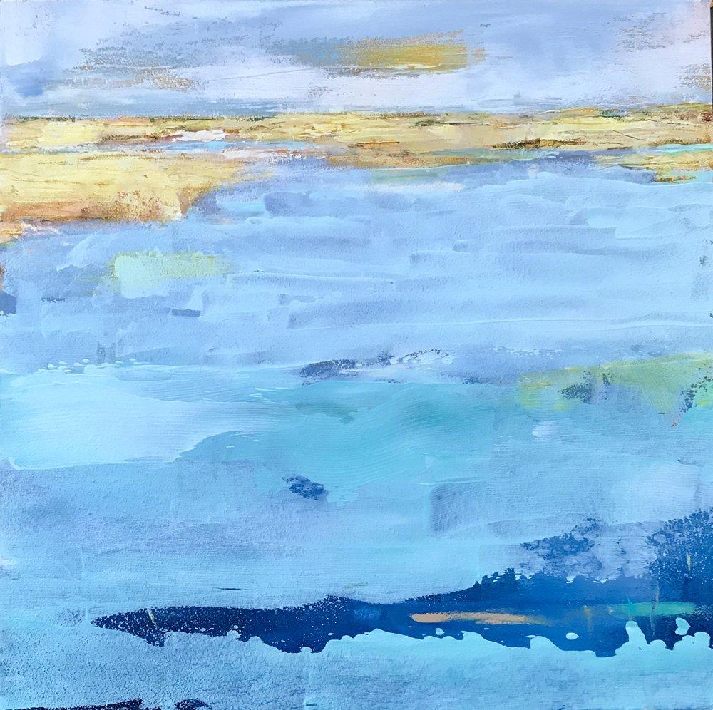Sea Through 12x12 oil on panel .jpg