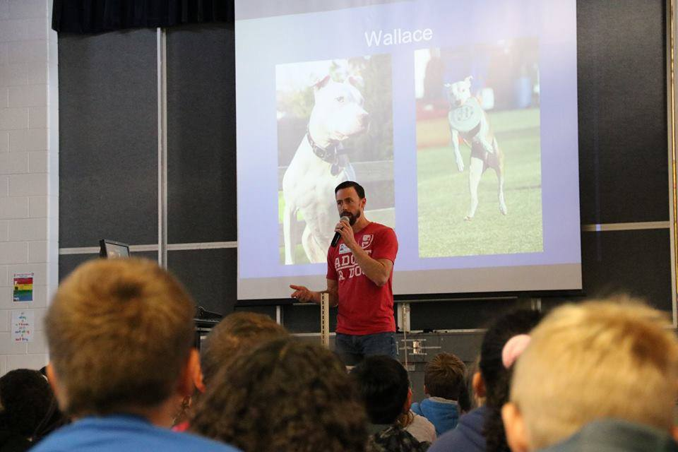 Sharing Wallace's story
