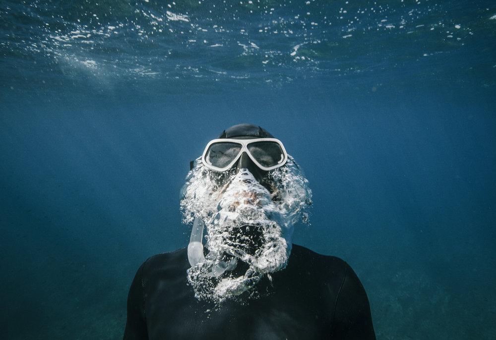 mergulho -