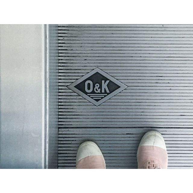 O&K ❤️ @owenrichards ⁣ ⁣ ⁣ ⁣ ⁣ ⁣ #visualnotes #design #everydaytype #type #typography #lettering