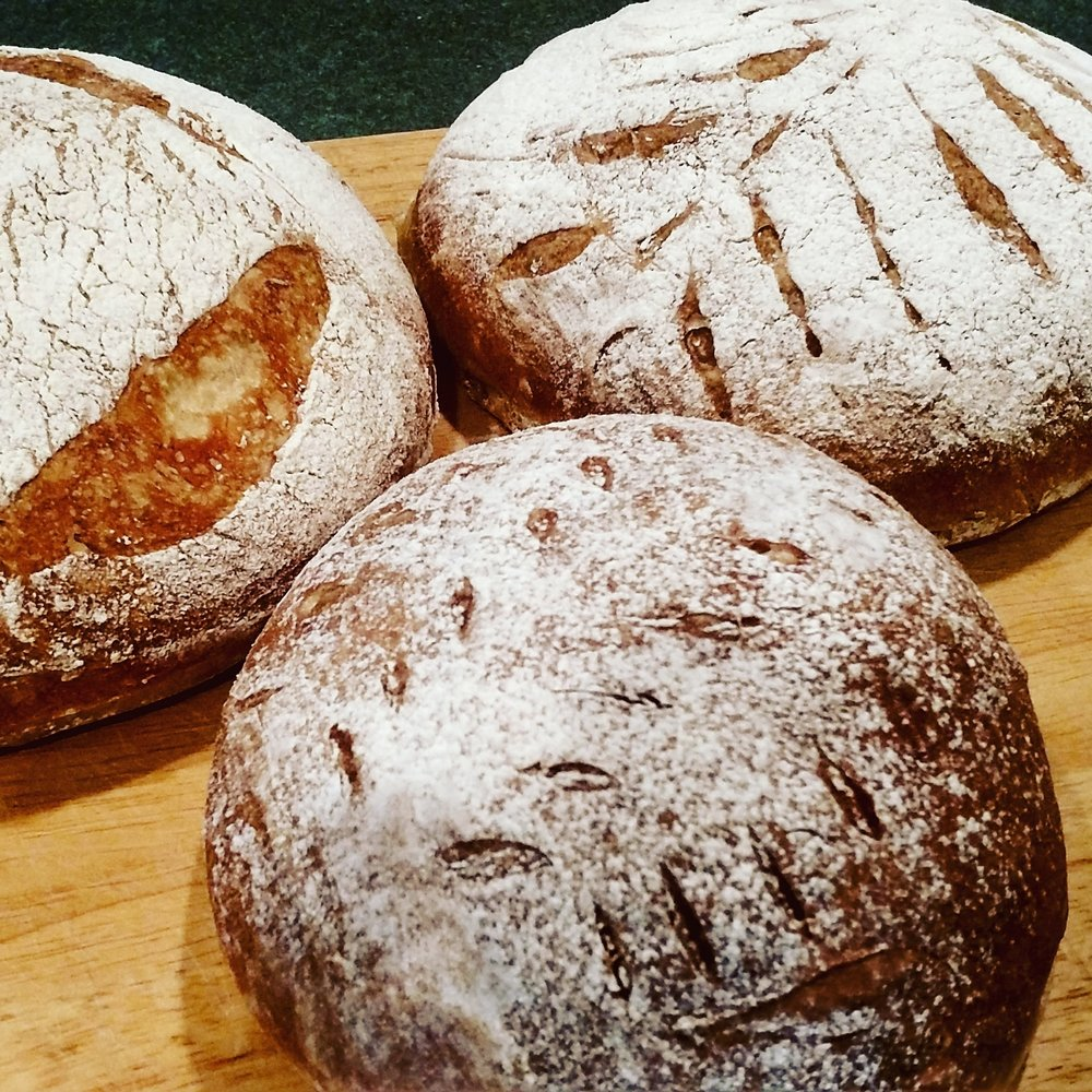 Boulle Bread - Scored to perfection