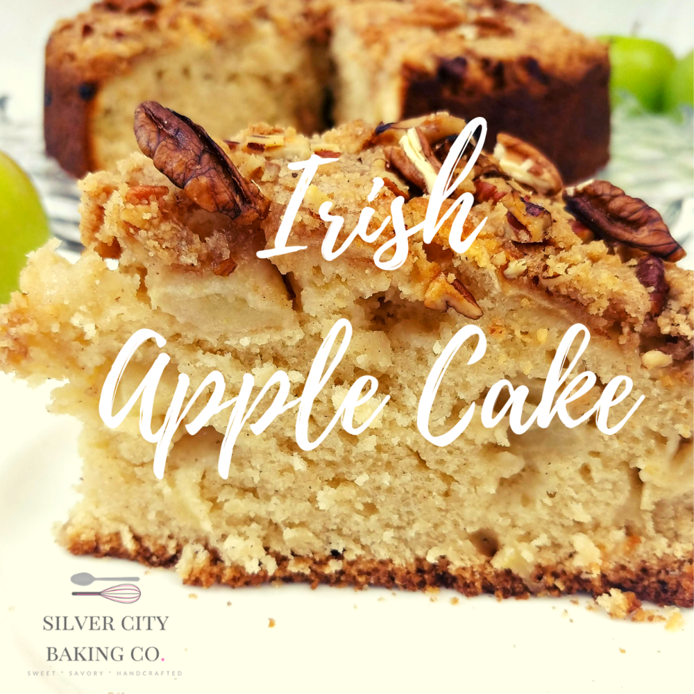 Delicious Irish Apple Cake Blog Cover.png