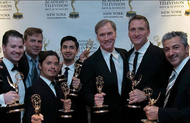 The New York Emmys are tomorrow night and m2 and RGTV are up for 8 awards! Categories include Outstanding Editing, Cinematography, Set Design, Series, and more. You can watch the event broadcasting LIVE from the Marriott Marquis in Times Square at nyemmys.org. Wish us luck! We'll update you next week on how many we bring home. — #emmys #production #editing #cinematography #emmyawards #newyork #television #tv #film #awards #filmmaking