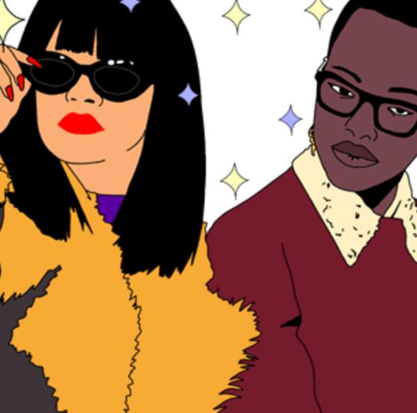 YUM CHA supports a Rihanna and Lupita spy movie