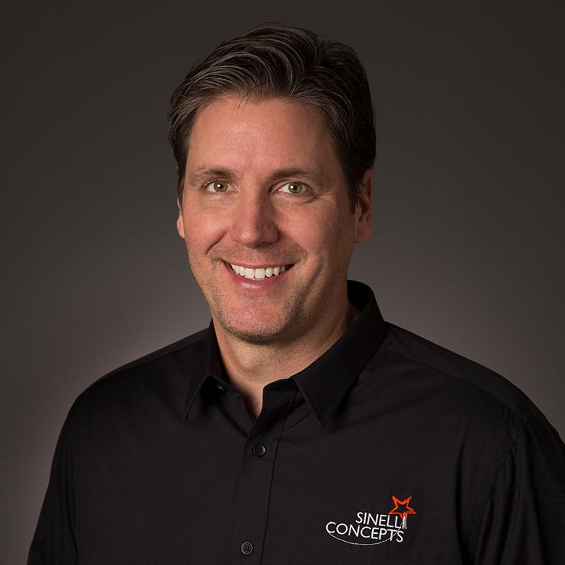 Jeff Sinelli - Founder, Chief Vibe Officer & Superpreneur