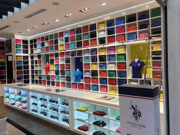 U.S. Polo Assn. Eclipses Milestone 1000 Retail Stores — Brand ... a97daddd8c