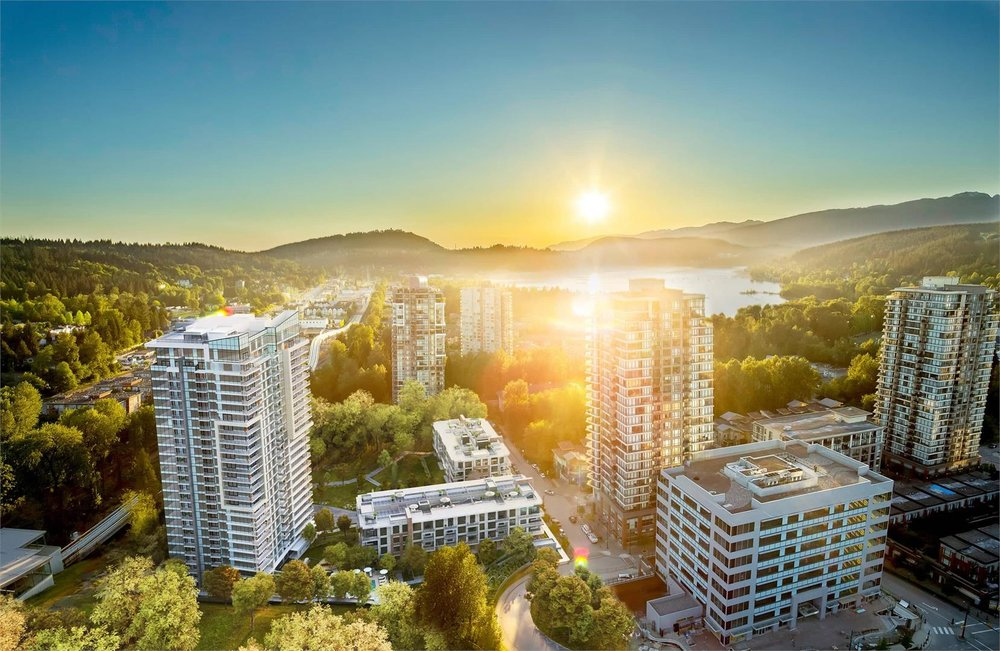The Grande at Suter Brook  ONNI GROUP OF COMPANIES  Port Moody