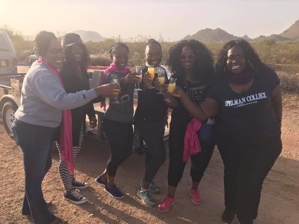 2017 retreat in Arizona