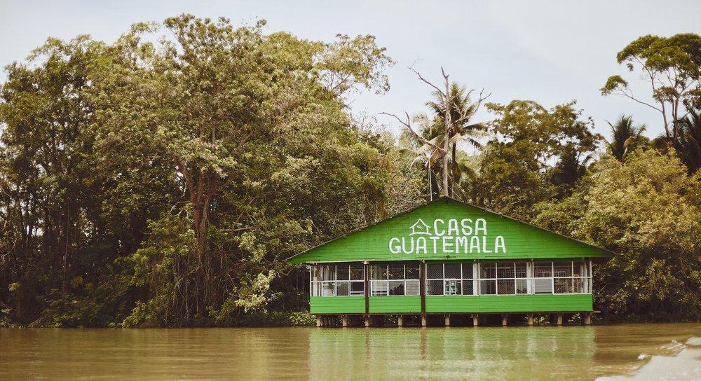 casa guatemala -