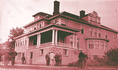 The Homes — Porter County Museum