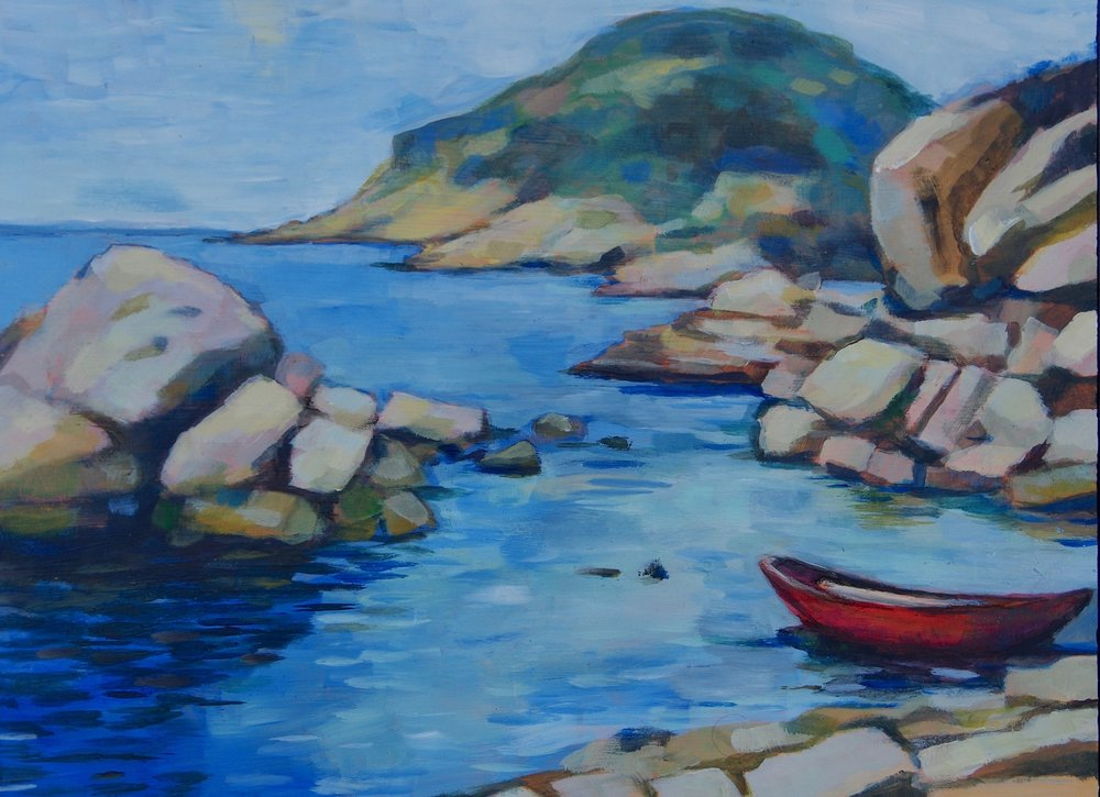 Red Boat Shek O Hong Kong