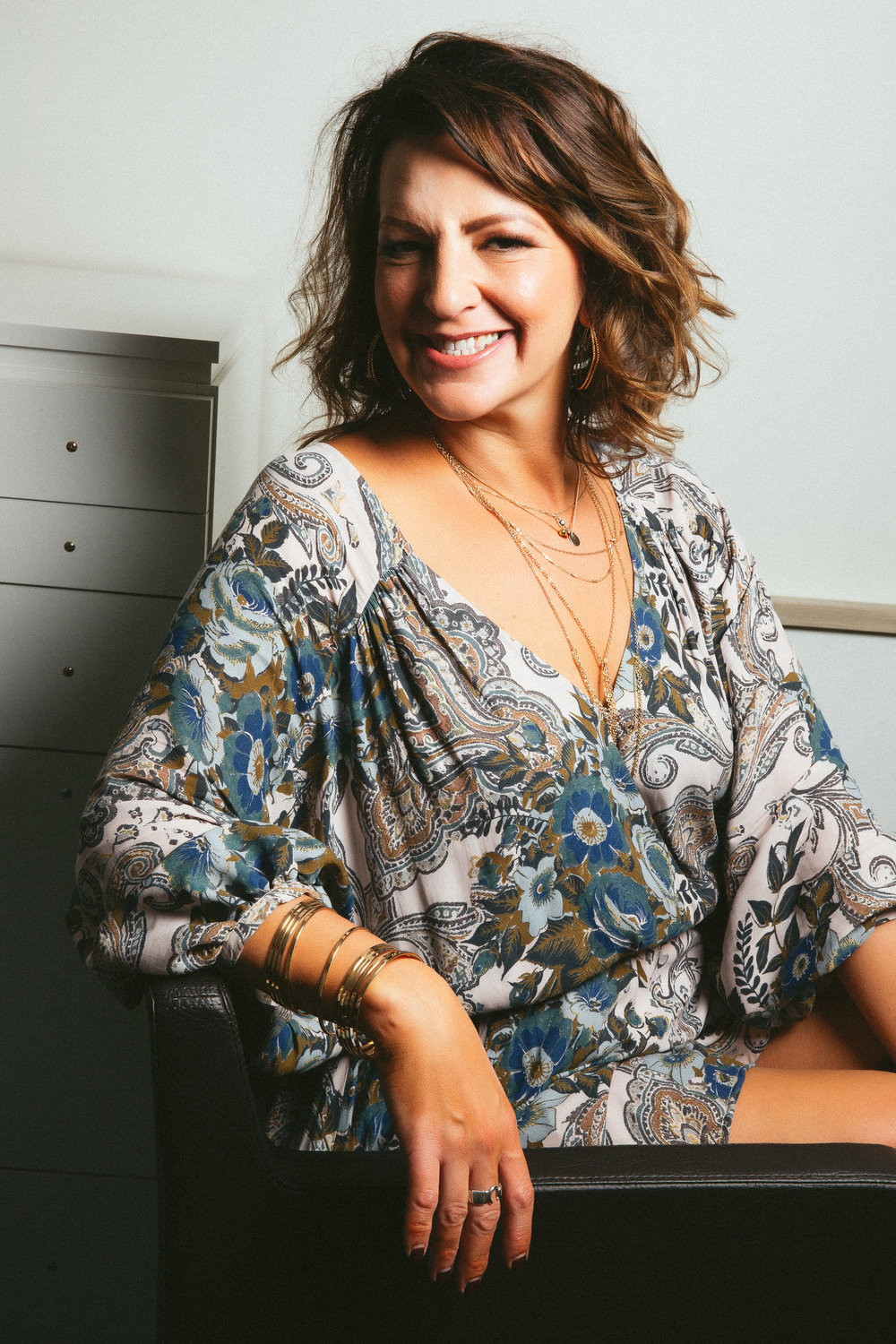 LAURA PHELAN - Owner, Master Hair Stylist + Colorist