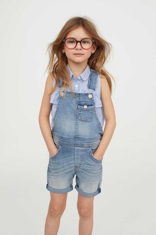 Girl Overall