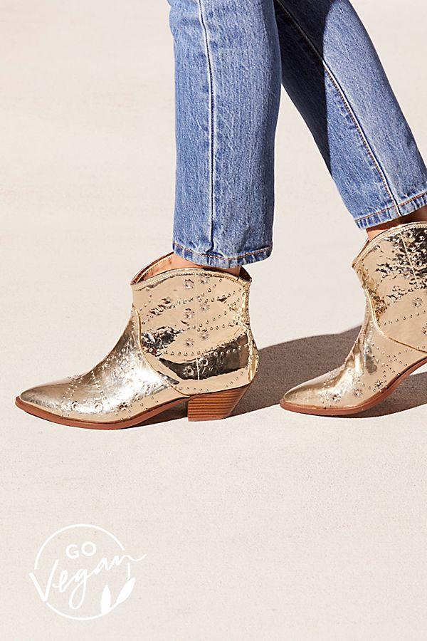 Vegan Desert Western Boot