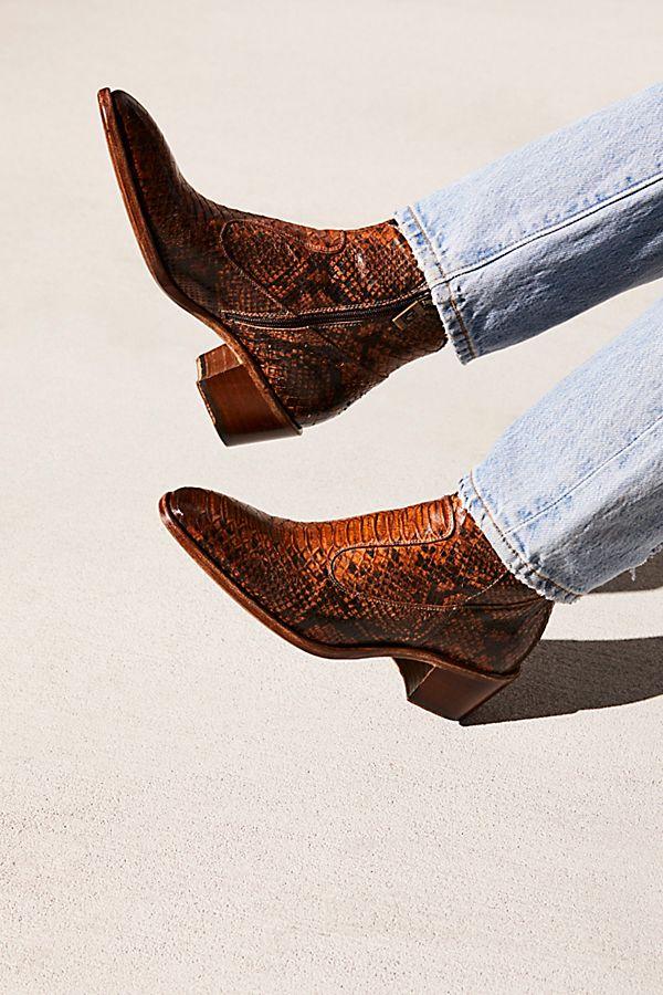 Dusk Western Boot